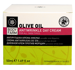 Olive Oil Line Anti-ageing Day Cream
