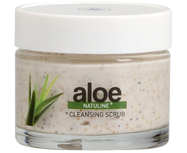 CLEANSING SCRUB with olive seeds & sunflower - Bodyfarm :: Products from  nature