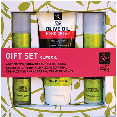 mini gift hand cream oliv eline