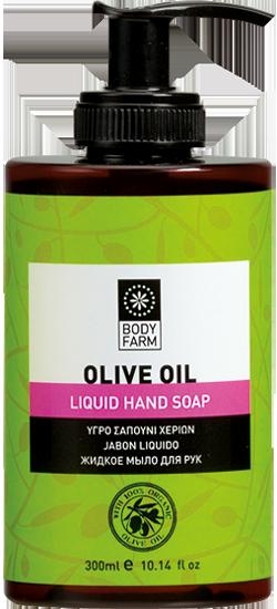 olive line κρεμοσάπουνο