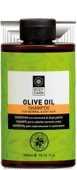 olive line σαμπουάν