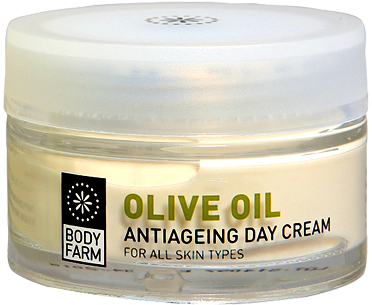 olive line anti-age day cream