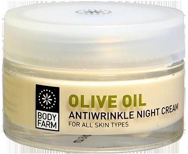 αντιρυτιδική νύχτας olive line