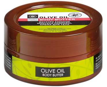 olive line body butter