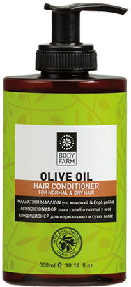 olive oil line μαλακτική κρέμα μαλλιών