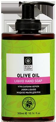 olive oil line κρεμοσάπουνο