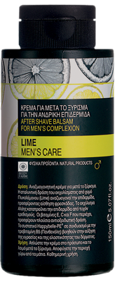 after shave lime