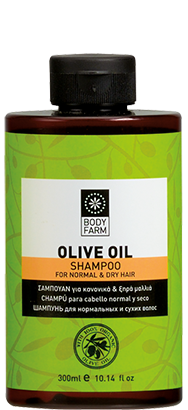 olive oil line σαμπουάν