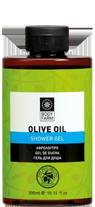 olive oil line αφρόλουτρο
